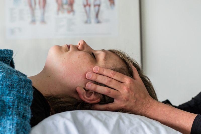 Bækken og bækkensmerter - brug kranio-sakral terapi